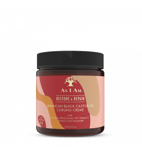 As I Am Jamaican Black Castor Oil Vegan Curling Creme 227gr