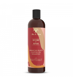 As I Am Jamaican Black Castor Oil Vegan Shampoo 355ml