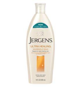 Jergens Ultra Healing Skin Loiton 10oz / 295 ML
