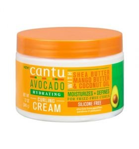 Cantu Avocado Hydrating Curling Cream 340gr