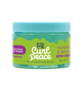 Just For Me Curl Peace Nourishing & Defining Slim Styler 12oz
