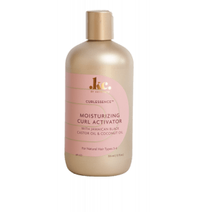 Keracare MOISTURIZING  CURL ACTIVATOR WITH JAMAICAN BLACK CASTOR OIL & COCONUT OIL 355 ml