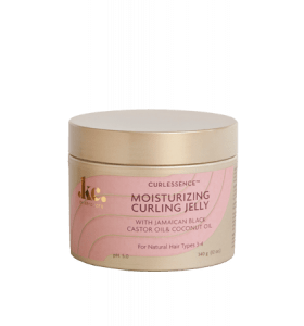 Keracare MOISTURIZING CURLING JELLY WITH JAMAICAN BLACK CASTOR OIL & COCONUT OIL 320 gr