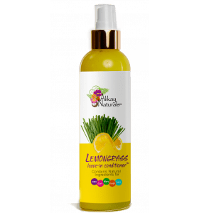 Alikay Naturals Lemongrass Leave in Conditioner 8 oz