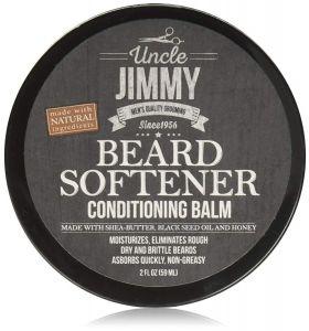 Uncle Jimmy Beard Softner 59ml
