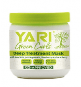 Yari Green Curls Deep Treatment Mask 475ml