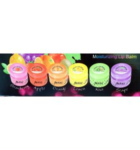 Maxi Fruit Lip Balm 0.52 - Orange
