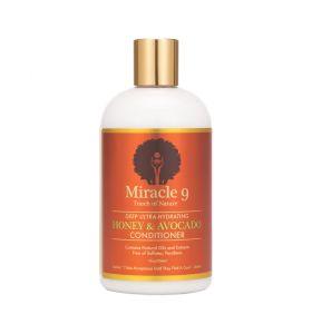 Miracle 9 Deep Ultra-hydrating Honey & Avocado Conditioner 12oz