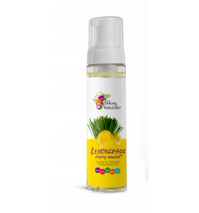 Alikay Naturals Lemongrass Styling Mousse 237 ml