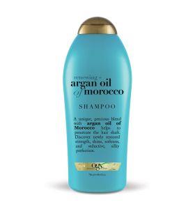 OGX Quenching Argan Oil Morocco Shampoo 385 ml + 50% more Free