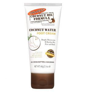 Palmer's Coconut Oil Formula - Coconut Water Foot Cream 2.1oz 60g