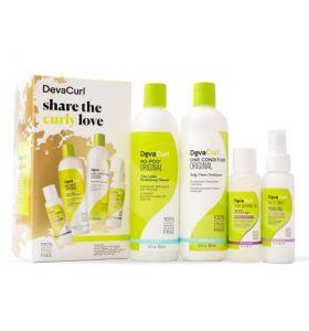 Deva Share The Curly Love Kit
