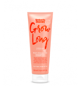 Umberto Giannini Grow Long Vegan Root Stimulating Shampoo 250ml.