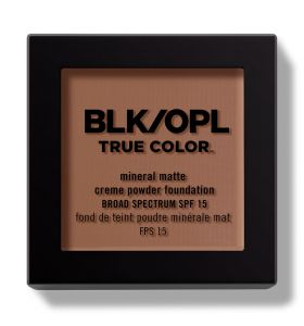 BLK/OPL Mineral Matte Crème Powder Foundation SPF 15 Rich Caramel