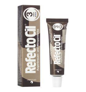 Refectocil Eyelash and Eyebrow Tinit Natural Brown 15ml