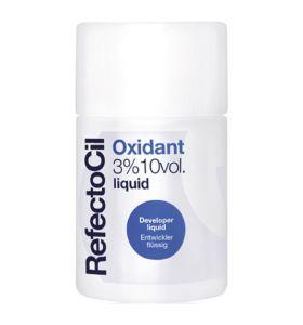 RefectoCil Oxidant Developer Liquid - 3% - 10vol - 100ml