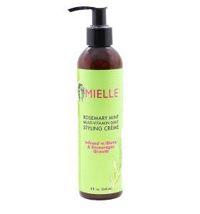 Mielle Organics Rosemary Mint Multi-Vitamin Daily Styling Crème 240ml