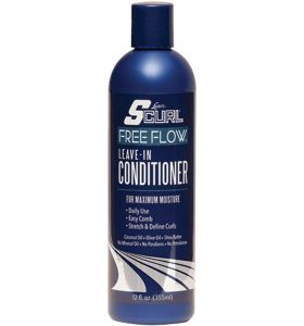 S-Curl Free Flow Leave-In Conditioner 12oz