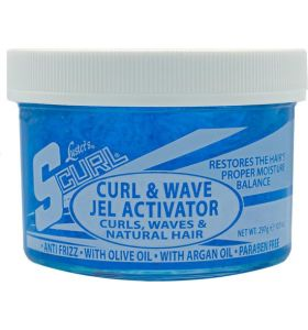 S-Curl Wave Gel Regular 10.5 oz