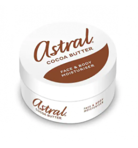 Astral Cocoa Butter Face & Body Moisturizer 200 ml