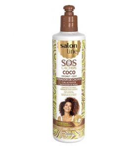 Salon Line Curls Coconut Curl Activator 300ml