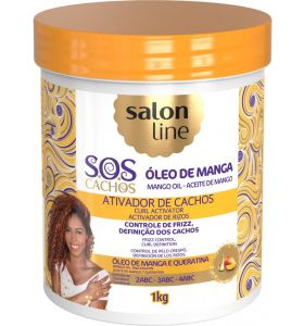 Salon Line Curls Mango Oil Curl Activator 1kg