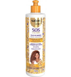 Salon Line Curls Mango Oil Curl Activator 500ml