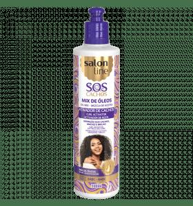 Salon Line Oil Mix Nutritional Curl Activator 300ml