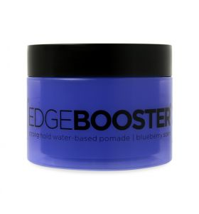 Style Factor Edge Booster Strong Hold Water Based Pomade Blueberry 3.38oz