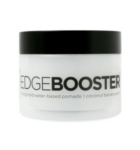 Style Factor Edge Booster Strong Hold Water Based Pomade Coconut 3.38oz