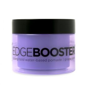 Style Factor Edge Booster Strong Hold Water Based Pomade Grape 3.38oz