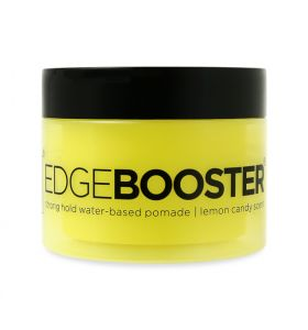 Style Factor Edge Booster Strong Hold Water Based Pomade Lemon Candy 3.38oz