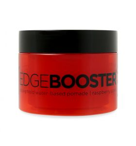 Style Factor Edge Booster Strong Hold Water Based Pomade Raspberry 3.38oz