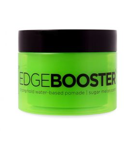 Style Factor Edge Booster Strong Hold Water Based Pomade Sugar Melon 3.38oz