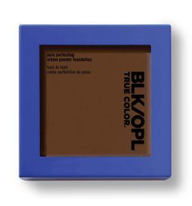 BLK/OPL Pore Perfecting Powder Foundation - Suede Mocha