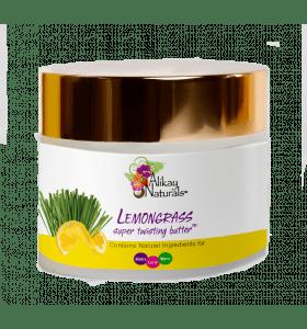 Alikay Naturals Lemongrass Super Twisting Butter 227 gr
