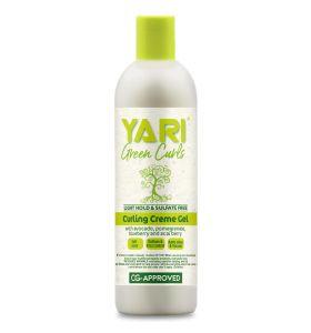 Yari Green Curls Light Hold Curling Cream Gel 355ml
